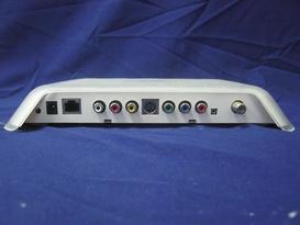 Slingbox Cable Modem rear