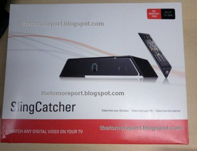 SlingCatcher packaging