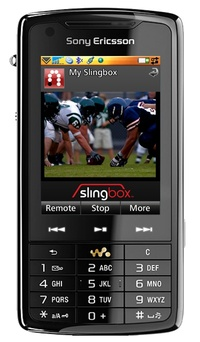 SlingPlayer Mobile Symbian W960