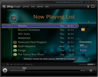 Teleworld Paid Program in TiVo Now Playing List