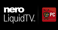 Nero LiquidTV | TiVo PC logo