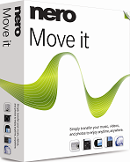 Nero Move it box