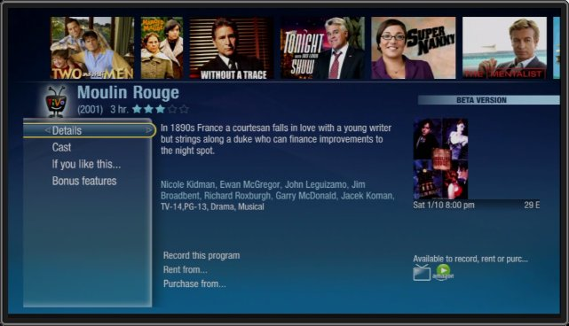 TiVo Unveils An All-New Search Interface – Which Is Familiar | Gizmo