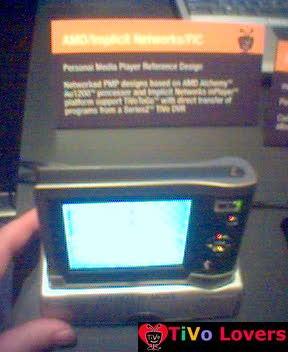 TiVo AMD Portable