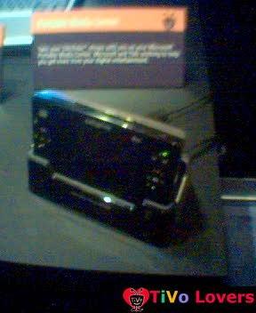TiVo Creative Portable
