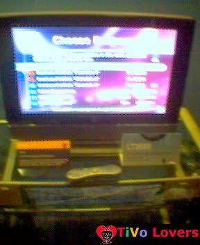 TiVo Humax LT2650 TV-TiVo combo