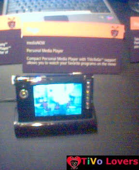 TiVo PoGo Portable