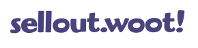 Sellout.Woot Logo
