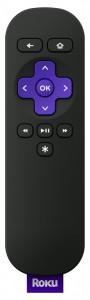 Roku2 IR Remote