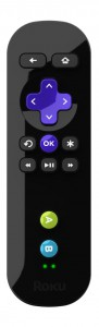 Roku2 RF Remote