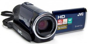 Woot Jvc Everio 1080p Hd Camcorder With 40x Optical