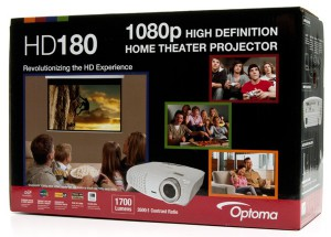 Optoma HD 1080p Home Theater Projector