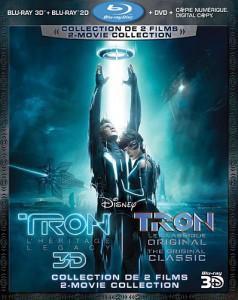 Tron Five Disc Blu-ray Box