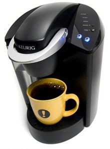 Keurig Elite B40 Gourmet Single-Cup Home_Brewing System