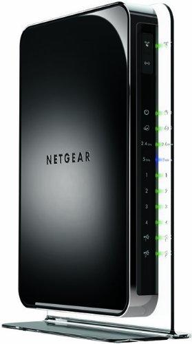Netgear N900 WNDR4500 WiFi Router