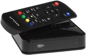 Netgear NeoTV NTV200 with remote