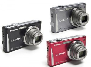Panasonic Lumix 16.1MP Digital Camera with Leica 8x Optical Zoom
