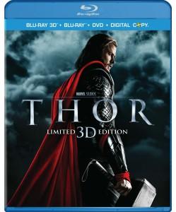 Thor Blu-ray