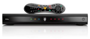 TiVo Premire Elite with remote - front