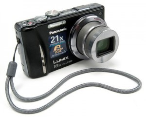 Panasonic Lumix 14.1MP Digital Camera with Leica 16x Optical Zoom, GPS and 1080p HD Video