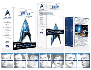 Star Trek Movie Blu-ray Collection