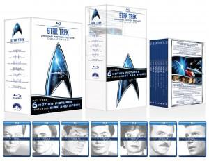 Star Trek Movie Blu-ray Collection