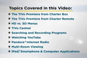 TiVo Premiere from Charter Video 1