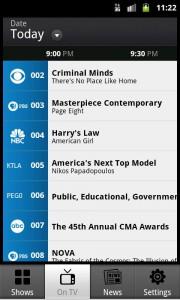 i.TV Screenshot 1