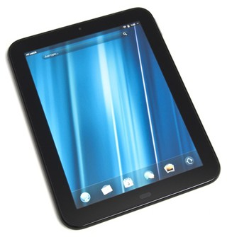 HP TouchPad 9.7 Wi-Fi Tablet