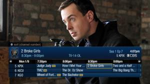 TiVo Premire 20.2 New UI 3