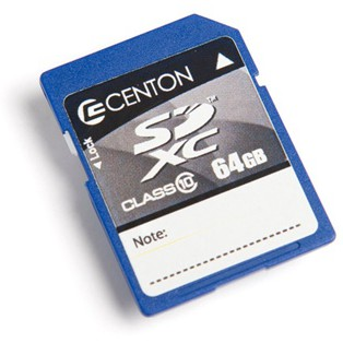 Centon 64GB SDXC Card