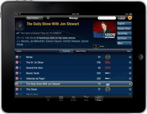 TiVo iOS 1.9 SPM - iPad