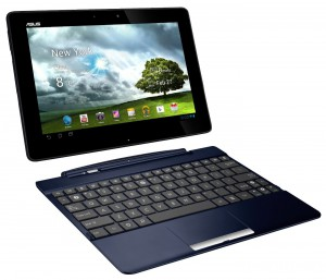 ASUS Transformer Pad TF300 with keyboard