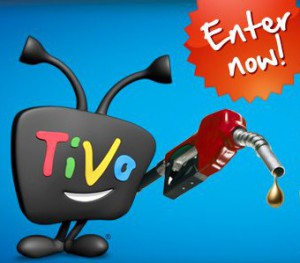 TiVo Big Gas Sweepstakes