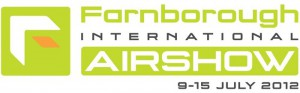 Farnborough International Airshow 2012 Logo